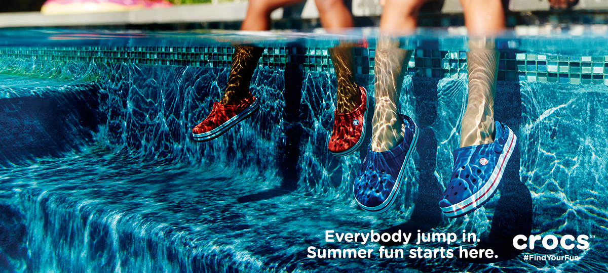 Crocs Buy 2 Get 3rd Pair Free Summer