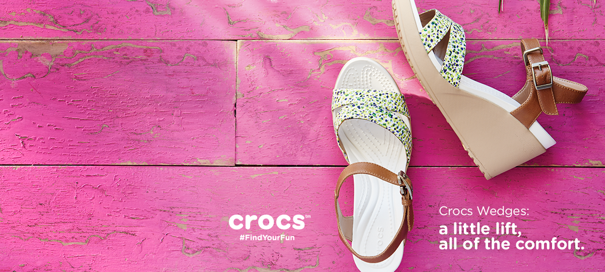 Crocs Take an Extra 15% Off